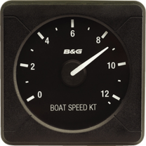 B&G H5000 analoginen BOAT SPEED 12.5KT