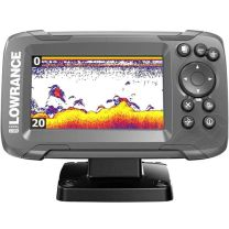 Lowrance HOOK2 4x GPS All Season -paketti.