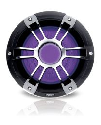 Fusion 10 tuuman Signature Series V3 Subwoofer kromi Sports LED grilli