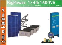 Eurosolar Big Power 1344/1600VA  aurinkovoimala