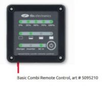 TBS Basic Combi Remote Control