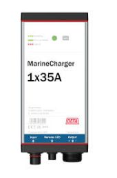 Defa MarineCharger 1x35A 12V