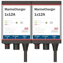 Defa MarineCharger 2x12A 12V