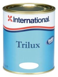 International Trilux antifouling 0,75 l Valkoinen