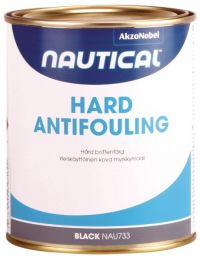 Nautical antifouling veneenpohjamaali musta 750ml