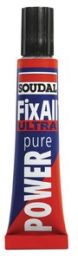 Soudal Fix All Ultra 20 ml, kirkas