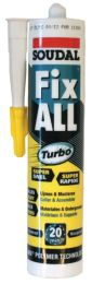 SOUDAL - FIX ALL TURBO 290ML VALK.